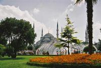 Sultanahmet Camii Manzarası