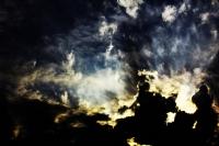 Bulutlar...