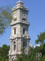 Beşiktaş Dolmabahçe Sarayı Saat Kulesi