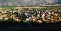 Küçük Bir Köy (tilt-shift)