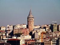 Galata Kulesi ( Karşıdan )