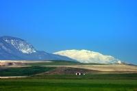 Honaz Dağı, Bozkurt Ovasından