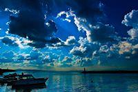 Bulutlar Ve Renkler...