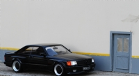Mercedes 560sec- Oyuncaklarım