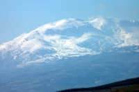 Honaz Dağı, Garkın Mahallesinden
