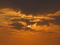 Güneş...