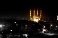 Gece Selimiye Camii