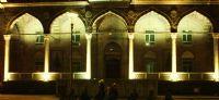 Kayseri Bürüngüz Cami Kemerleri