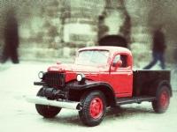 "Miniciks Hayatlar ""1941 Dodge Power Wagon"""