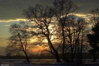 Kış Güneşinin Batışı