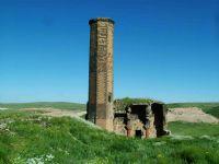Manuçahr Camii,anı Harabeleri