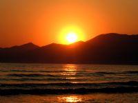 Güneşin Batışı :)