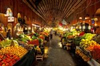 Kadınlar pazarı, Trabzon - Fotoğraf: Yılmaz Kılıç