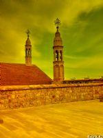 Mardin Midyat Mor Gabriel Manastırı ( Deyrul Umur)