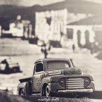 "Miniciks Hayatlar 1948 Ford F1"""