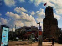 Antalya-saat Kulesi-şahika