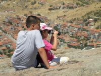 Afyonkarahisar'a Kaleden Bakış